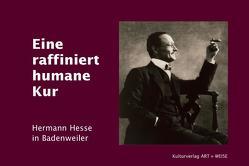 Eine raffiniert humane Kur von Diedrichs,  Christof J, Hesse,  Hermann, Schnürer,  Christof