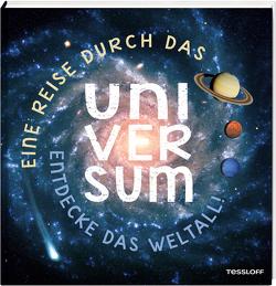 Eine Reise durch das Universum. von Kratzenberg-Annies,  Volker