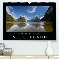 Eine Reise durch Neuseeland (Premium, hochwertiger DIN A2 Wandkalender 2021, Kunstdruck in Hochglanz) von Mueringer,  Christian