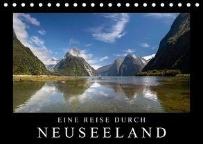Eine Reise durch Neuseeland (Tischkalender 2018 DIN A5 quer) von Mueringer,  Christian