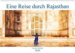 Eine Reise durch Rajasthan (Wandkalender 2020 DIN A2 quer) von Schröder,  Carsten