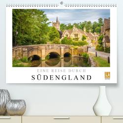 Eine Reise durch Südengland (Premium, hochwertiger DIN A2 Wandkalender 2021, Kunstdruck in Hochglanz) von Mueringer,  Christian