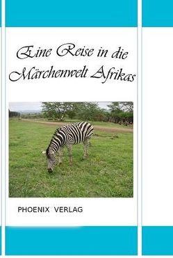 Eine Reise in die Märchenwelt Afrikas von Hübner,  Sylvie Kpalete, Johnson,  Felix