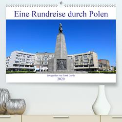 Eine Rundreise durch Polen (Premium, hochwertiger DIN A2 Wandkalender 2020, Kunstdruck in Hochglanz) von Gayde,  Frank