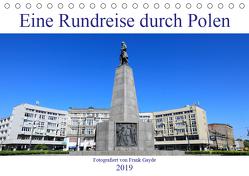Eine Rundreise durch Polen (Tischkalender 2019 DIN A5 quer) von Gayde,  Frank