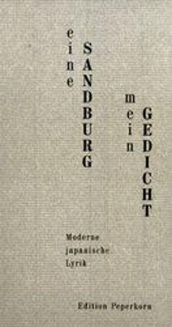 Eine Sandburg mein Gedicht von Schaarschmidt,  Siegfried