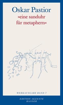 """""""eine sanduhr für metaphern"""" von Pastior,  Oskar, Wichner,  Ernest"""