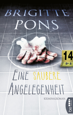Eine saubere Angelegenheit von Pons,  Brigitte