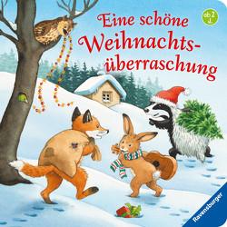 Eine schöne Weihnachtsüberraschung von Conte,  Dominique, Scharff-Kniemeyer,  Marlis