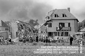 Eine Stadt im Zweiten Weltkrieg von Morsbach,  Peter, Specht,  Hanna