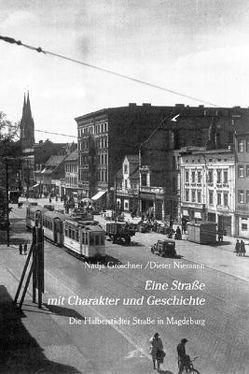 Eine Straße mit Charakter und Geschichte von Gröschner,  Nadja, Niemann,  Dieter
