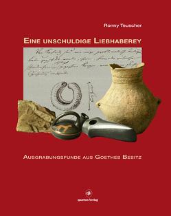 EINE UNSCHULDIGE LIEBHABEREY von Teuscher,  Ronny