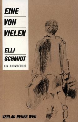 Eine von Vielen von Schmitt,  Elli