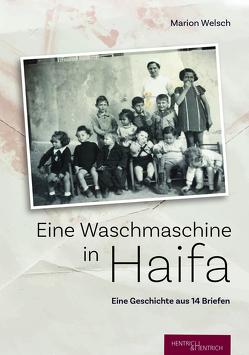 Eine Waschmaschine in Haifa von Reinhard,  Luise, Welsch,  Marion