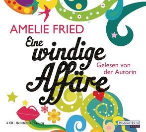 Eine windige Affäre von Fried,  Amelie