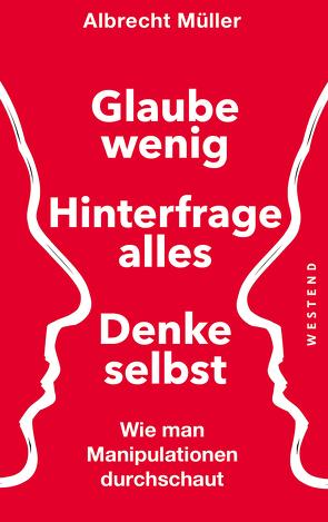 Eine wirklich verrückte Welt von Müller,  Albrecht