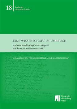 Eine Wissenschaft im Umbruch von Häberlein ,  Mark, Prussat,  Margrit
