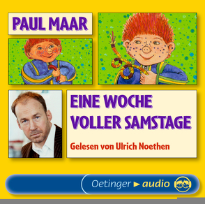 Eine Woche voller Samstage von Maar,  Paul, Noethen,  Ulrich