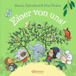 Einer von uns von Baltscheit,  Martin, Fiedler,  Max
