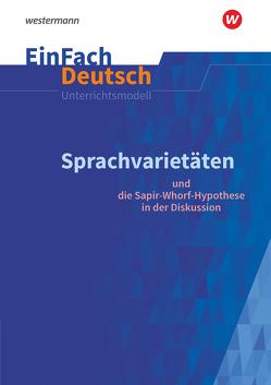 EinFach Deutsch Unterrichtsmodelle von Wölke,  Alexandra