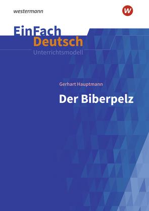 EinFach Deutsch Unterrichtsmodelle von Noeger,  Silvia
