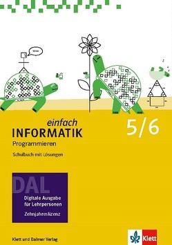 Einfach Informatik / Einfach Informatik 5/6 – Programmieren von Hromkovic,  Juraj
