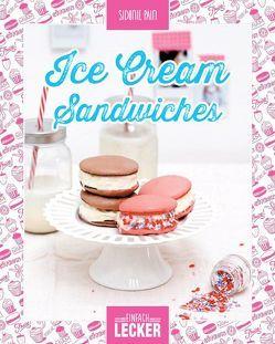 Einfach lecker: Ice Cream Sandwiches von Pain,  Sidonie