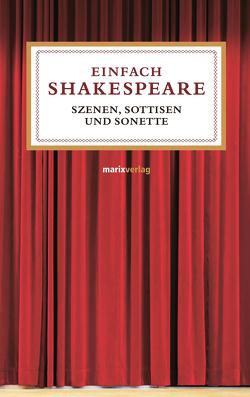 Einfach Shakespeare von Anders,  Sabine, Shakespeare,  William