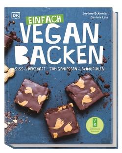 Einfach vegan backen von Eckmeier,  Jérôme, Lais,  Daniela