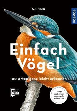 Einfach Vögel von Dougalis,  Paschalis, Weiß,  Felix