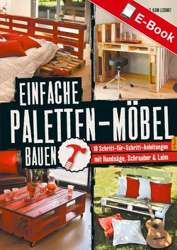 Einfache Paletten-Möbel bauen von Vignane,  Maud