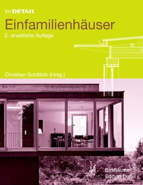 Einfamilienhäuser von Kaehler,  Gert, Krisch,  Rüdiger, Schittich,  Christian