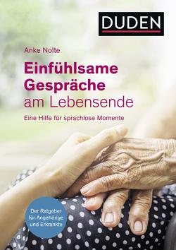 Einfühlsame Gespräche am Lebensende von Müller-Busch,  Christof, Nolte,  Anke