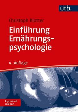 Einführung Ernährungspsychologie von Klotter,  Johann Christoph