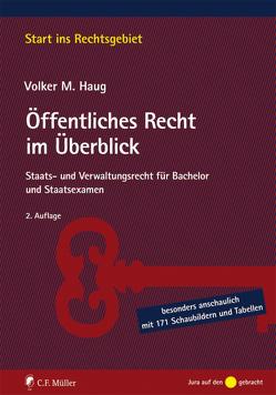 Einführung in das Öffentliche Recht von Haug,  Volker M.