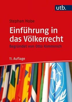 Einführung in das Völkerrecht von Hobe,  Stephan