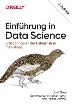 Einführung in Data Science von Grus,  Joel, Rother,  Kristian