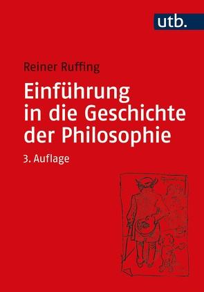 Einführung in die Geschichte der Philosophie von Ruffing,  Reiner