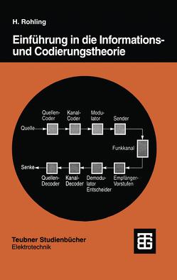 Einführung in die Informations- und Codierungstheorie von Mueller,  Thomas, Rohling,  Hermann