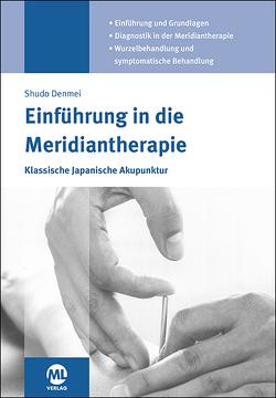 Einführung in die Meridiantherapie von Denmei,  Shudo, Schreiner,  Wolfgang