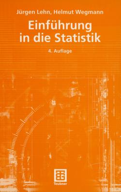 Einführung in die Statistik von Lehn,  Jürgen, Wegmann,  Helmut