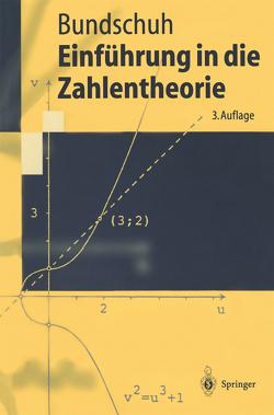 Einführung in die Zahlentheorie von Bundschuh,  Peter