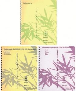 Einführung in JIN SHIN JYUTSU Bücher Set (Buch 1-3) von Burmeister,  Mary