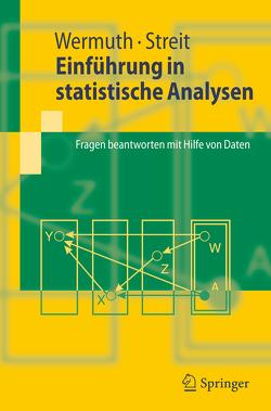 Einführung in statistische Analysen von Streit,  Reinhold, Wermuth,  Nanny