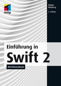 Einführung in Swift 2 von Hinzberg,  Holger