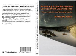 Einführung in das Management von Non-Profit-Organisationen von Weber,  Winfried W