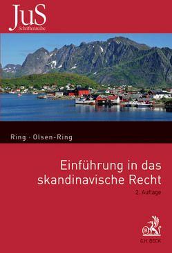 Einführung in das skandinavische Recht von Olsen-Ring,  Line, Ring,  Gerhard