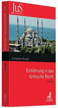 Einführung in das türkische Recht von Rumpf,  Christian