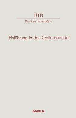 Einführung in den Optionshandel von Imo,  Christian
