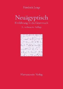 Einführung in die Grammatik des Neuägyptischen von Junge,  Friedrich